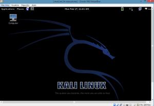 Linux Kali