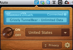 TunnelBear mac